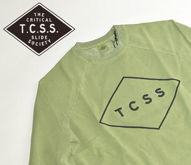 TCSSのSTANDARD CREW