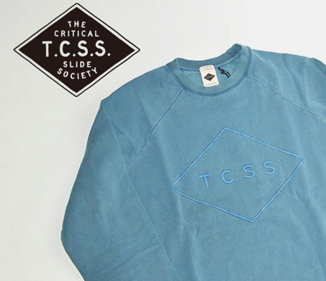 TCSSのSTANDARD CREW-2
