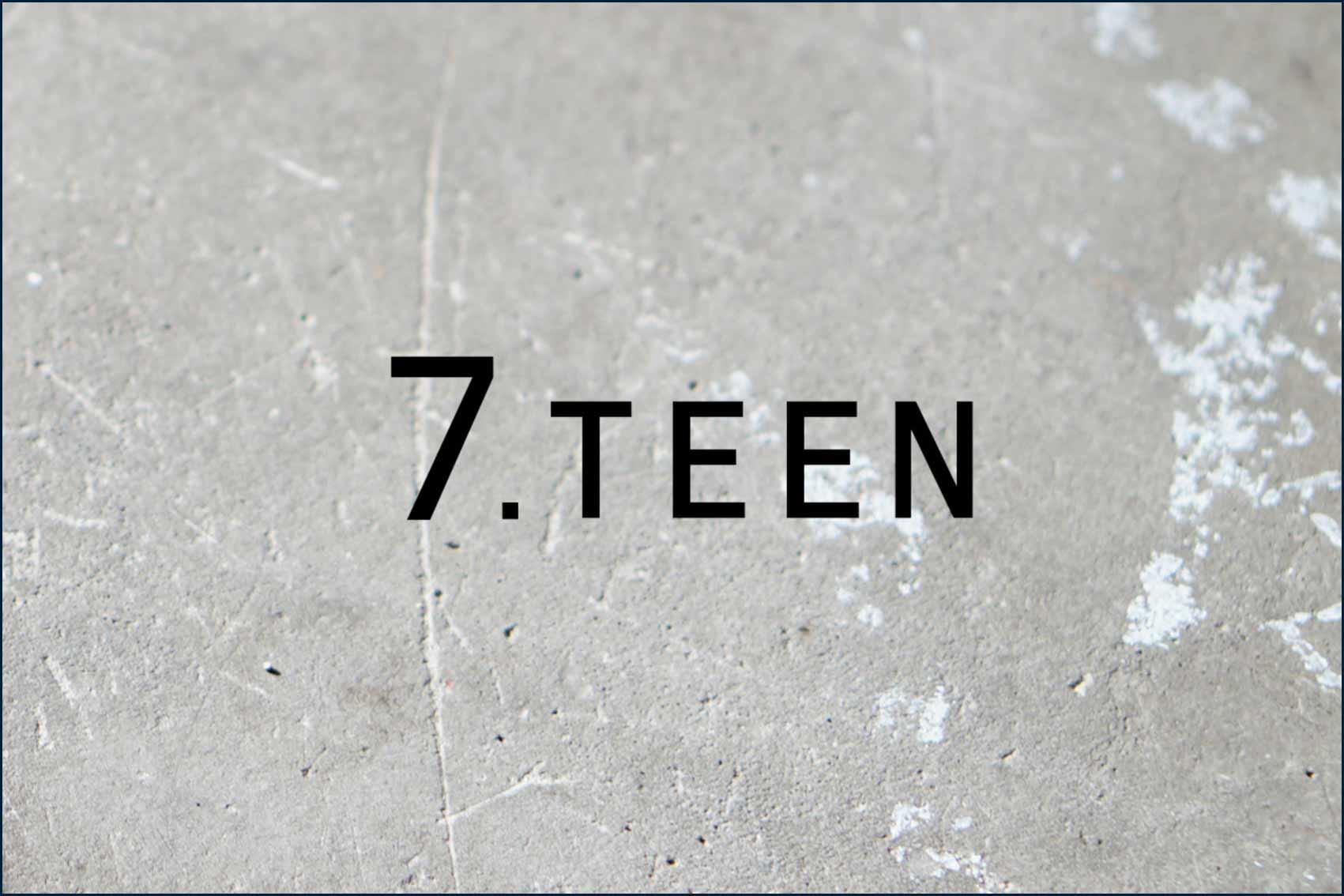 7TEEN CLOTHING